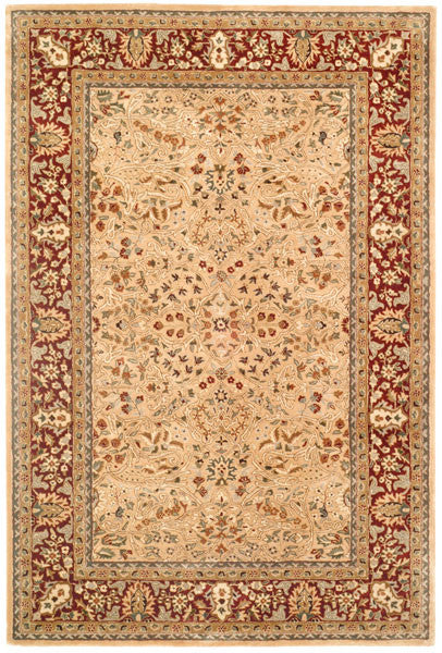 Safavieh Persian Legend PL519D Ivory / Rust Rug