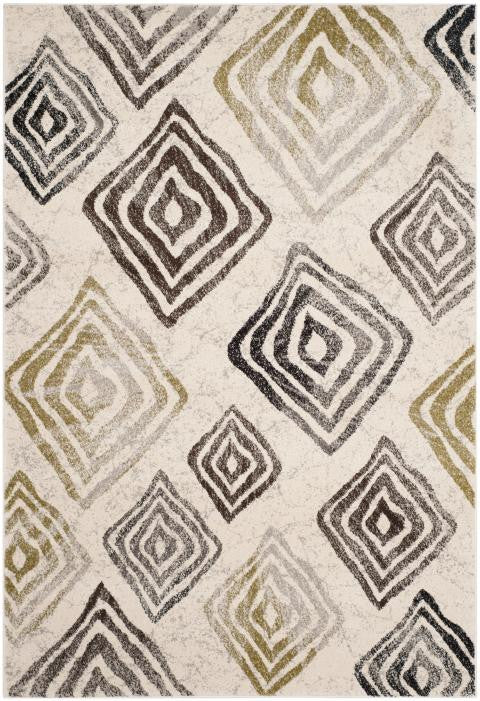 Safavieh Porcello PRL4820F Ivory/brown Rug