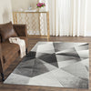 Safavieh Porcello PRL6939D Light Grey / Charcoal Rug