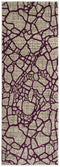 Safavieh Porcello PRL7737B Light Grey / Purple Rug