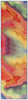 Safavieh Paint Brush PTB123A Fuchsia / Yellow