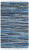 Safavieh Rag Rug RAR127B Blue / Multi Rug