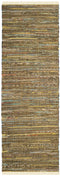 Safavieh Rag Rug RAR127H Yellow / Multi Rug