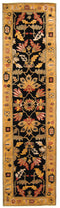 Safavieh Rodeo Drive RD240C Black/ Gold Rug
