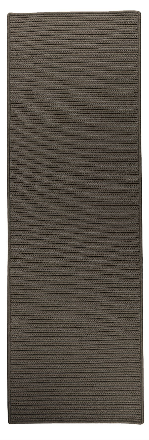 Colonial Mills Reversible Flat-Braid (Rect) Runner RT41 Area Rug