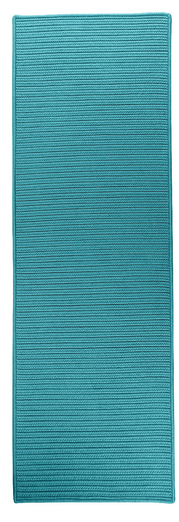 Colonial Mills Reversible Flat-Braid (Rect) Runner RT56 Area Rug