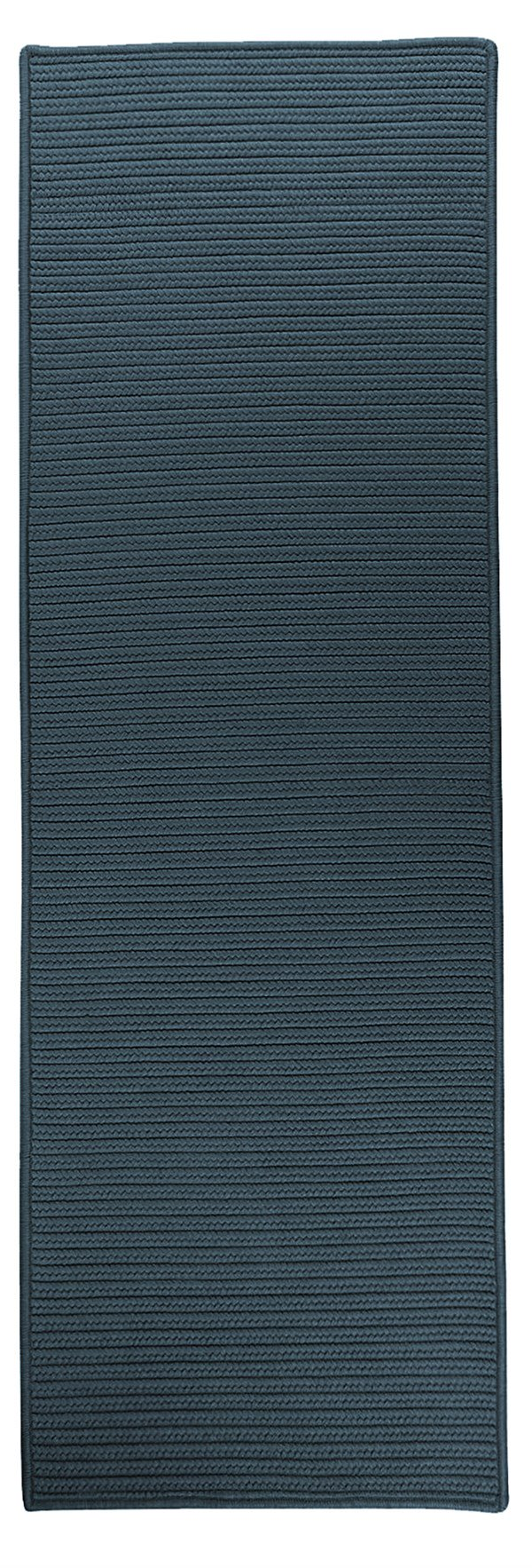 Colonial Mills Reversible Flat-Braid (Rect) Runner RT57 Area Rug