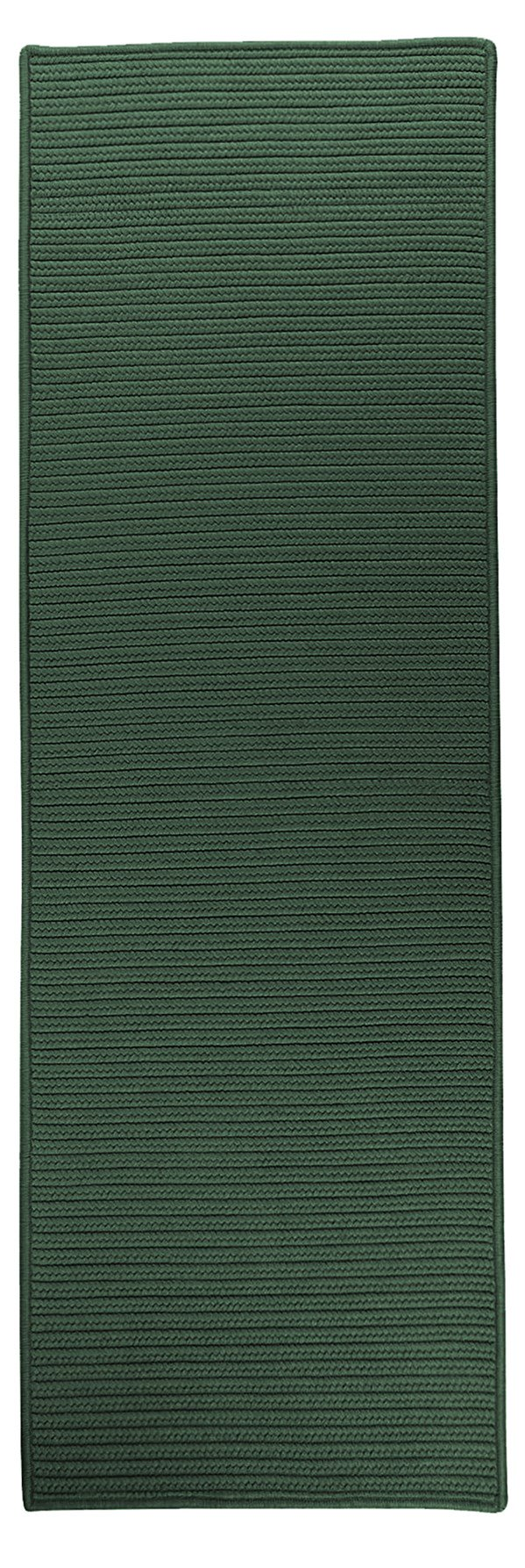 Colonial Mills Reversible Flat-Braid (Rect) Runner RT62 Area Rug