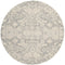Safavieh Restoration Vintage RVT532B Light Grey / Ivory