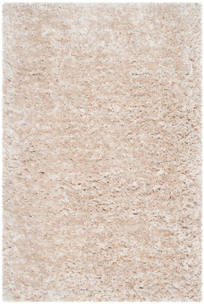 Safavieh South Beach Shag SBS562C Champagne Rug