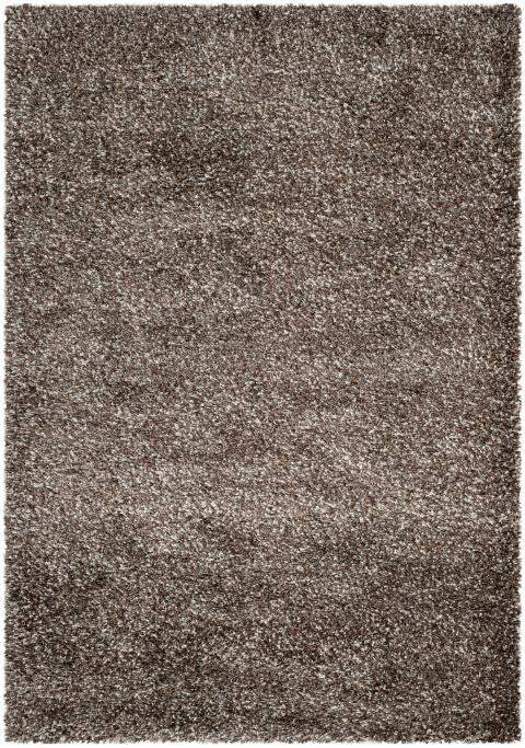 Safavieh New York Shag SG165-2525 New York Shag Brown Rug