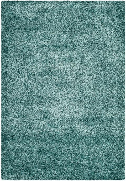 Safavieh New York Shag SG165-5858 New York Shag Turquoise Rug