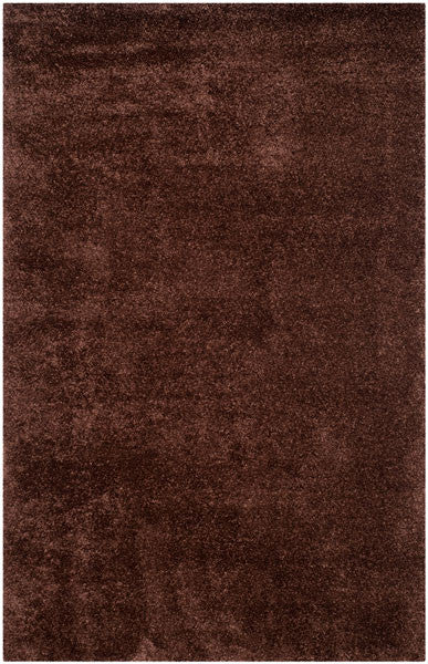 Safavieh Milan Shag SG180-2525 Brown Rug