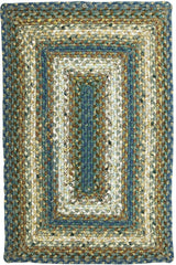 Homespice Decor Smuggler's Cove Cotton Braided Rug