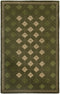 Safavieh Soho SO84C Dark Olive Rug