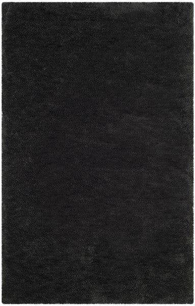 Safavieh Sheep Shag SSG120C Charcoal Rug