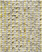 Safavieh Studio Leather STL173A Ivory / Yellow Rug