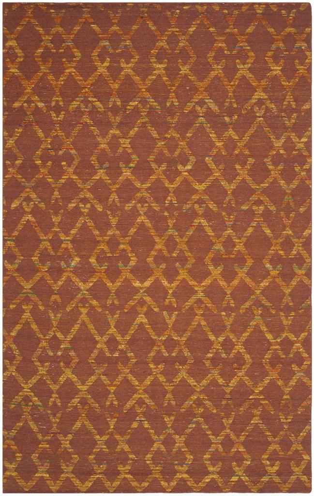 Safavieh Straw Patch STP211A Rust / Gold