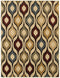 Oriental Weavers Stratton 5880 Area Rug