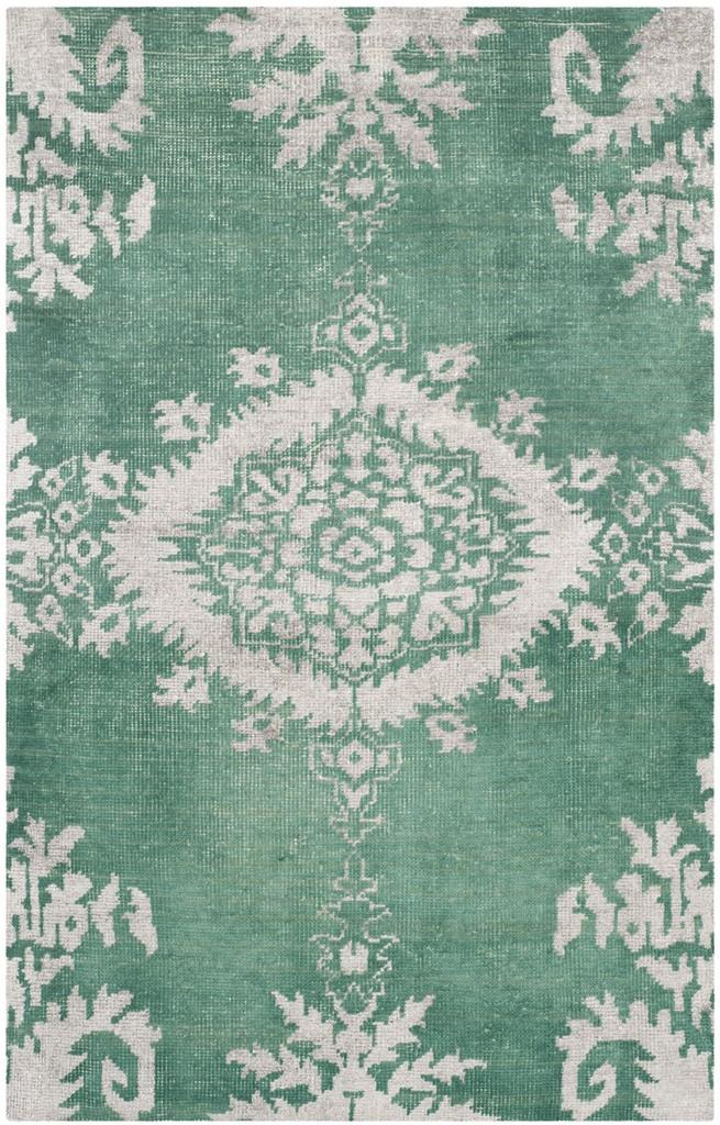 Safavieh Stone Wash STW235D Emerald