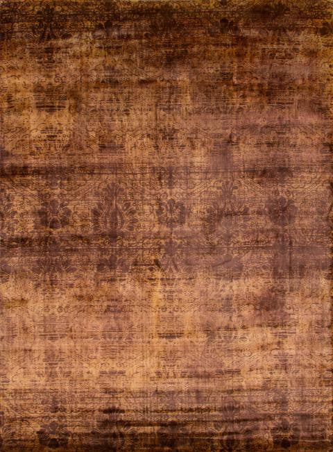 Safavieh Tibet TIB551A Brown Rug