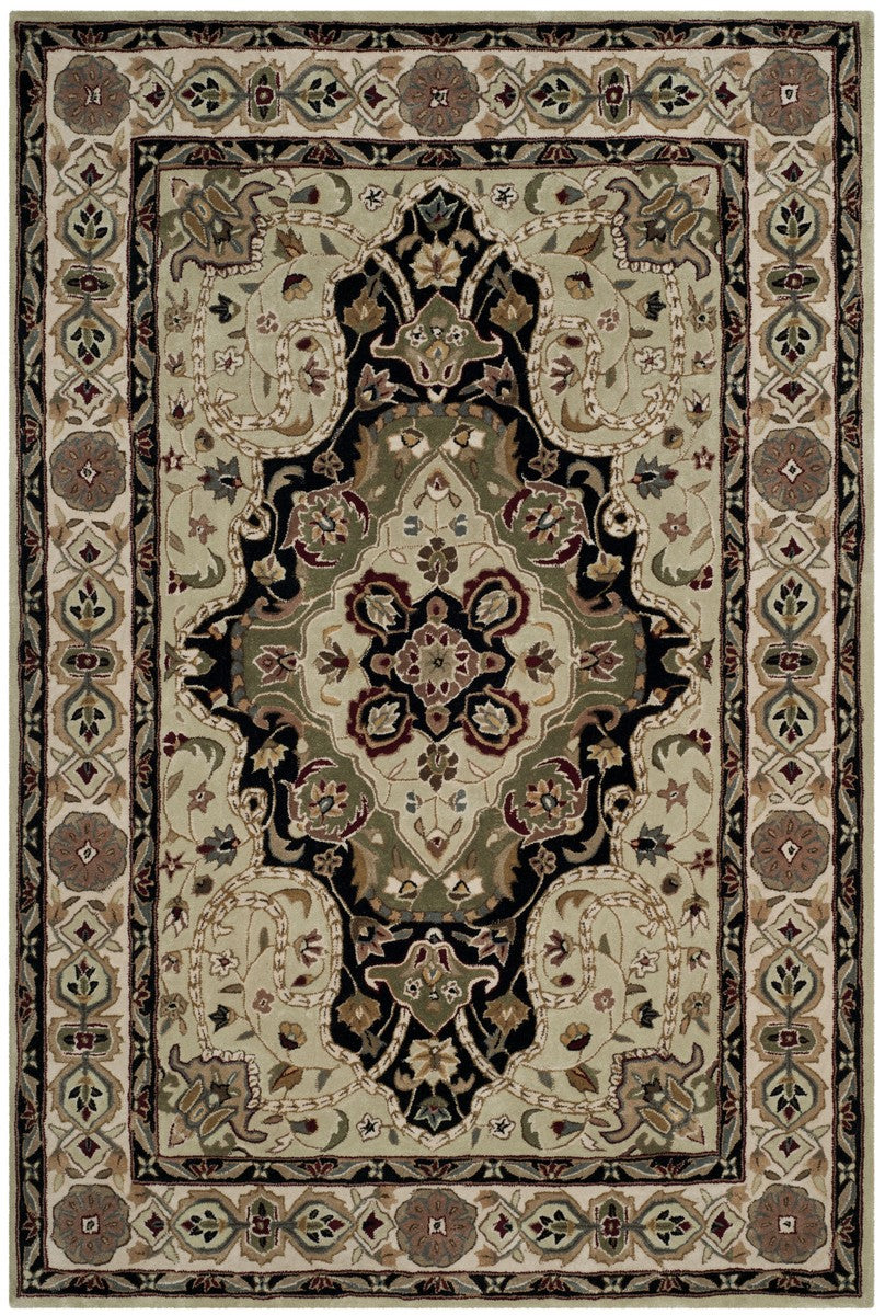 Safavieh Total Performance TLP718A Soft Green / Ivory