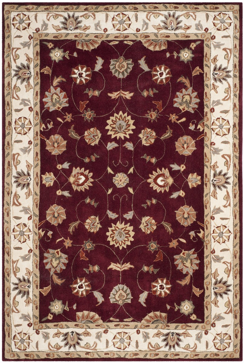 Safavieh Total Performance TLP725A Red / Ivory