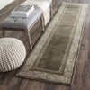 Safavieh Total Performance TLP727C Olive / Ivory