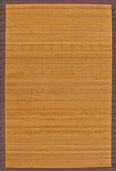 Anji Mountain Villager Natural Bamboo Rug