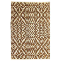 Homespice Decor Walnut Indoor/Outdoor Braided Rug