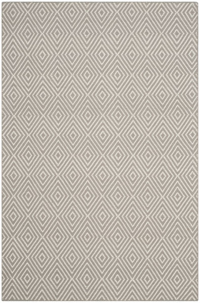 Safavieh Wilton WIL715A Silver/ivory Rug