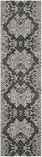 Safavieh Wyndham WYD620A Grey / Black Rug
