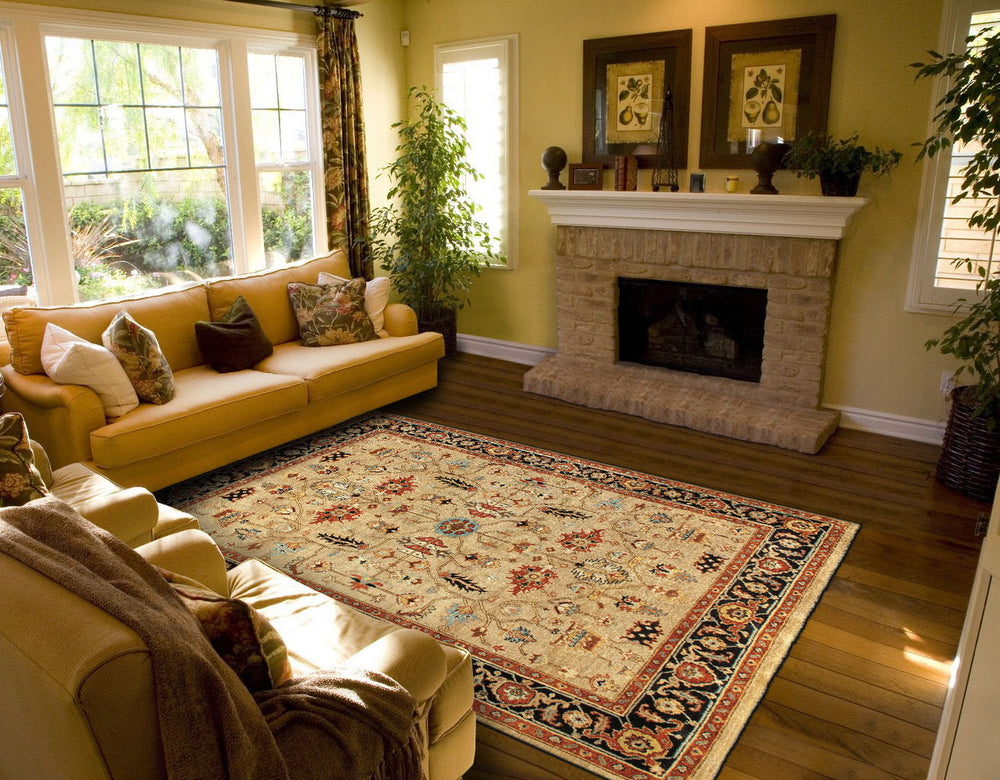 Feizy Ustad 6109F Area Rug