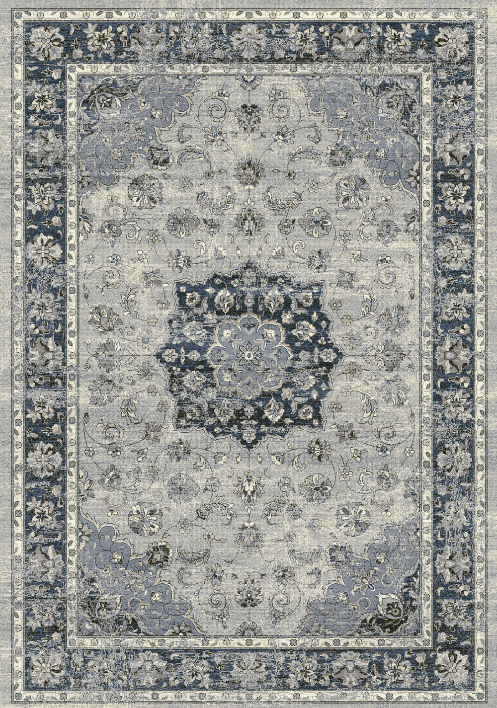 Dynamic Rugs Ancient Garden 57559 Area Rug