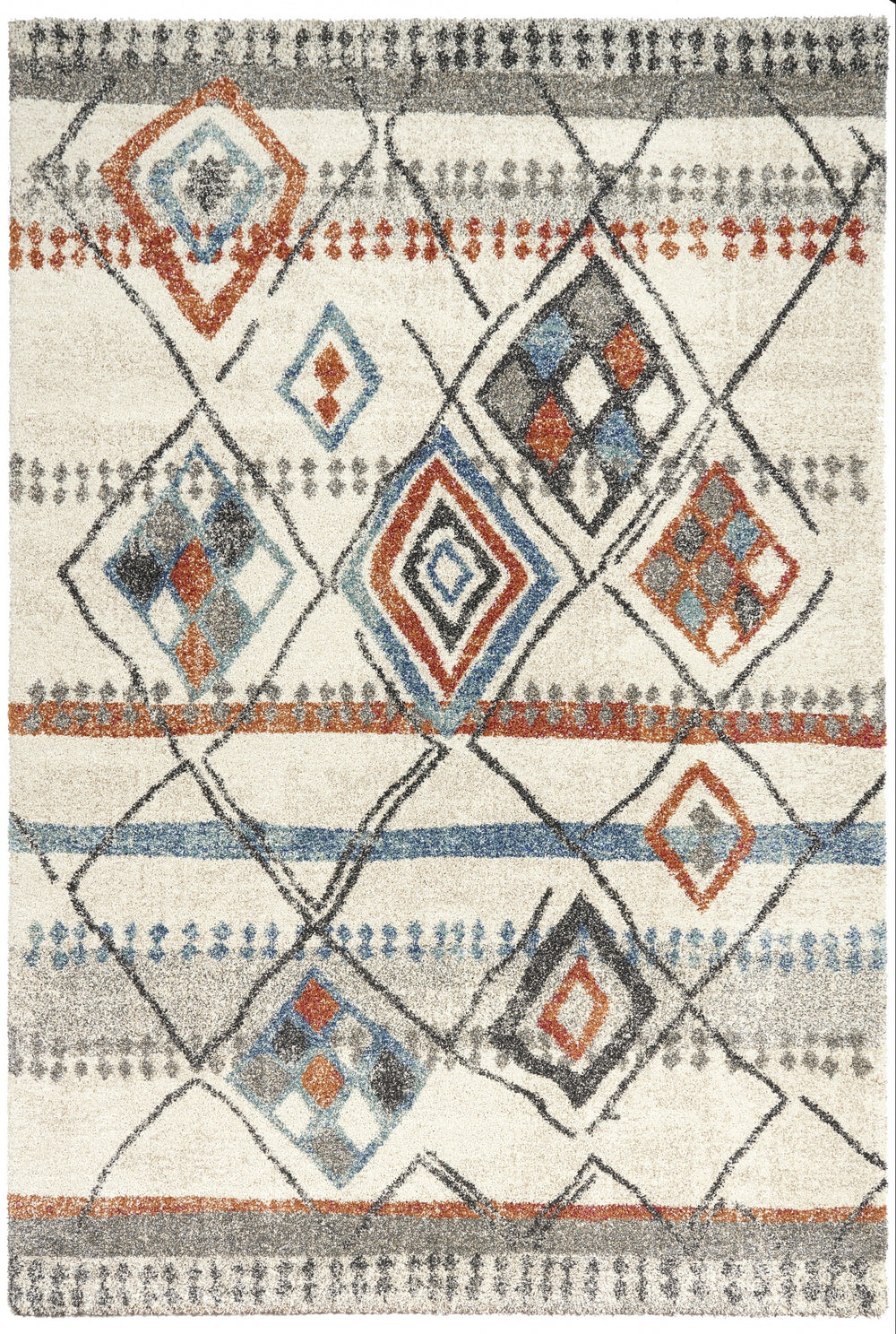 Dynamic Rugs Mehari 23141 Area Rug