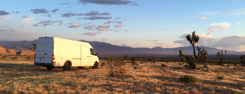 Vanlife Travel and Climbing Trips