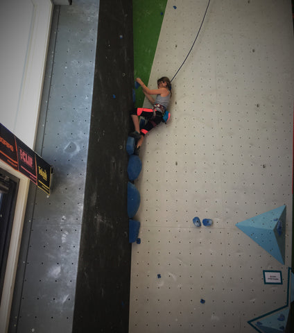 KALIA CLIMBING USA CLIMBING NATIONALS