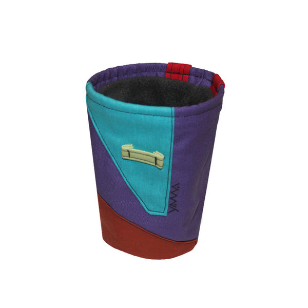 CHALK BAG: just a little more