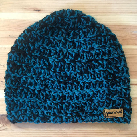 Real Teal Beanie