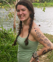 Valerie Doyon - Owner of Nature's Body Art