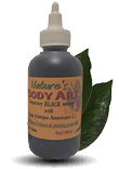 Pure Jagua (Genipa Americana) Liquid Juice Extract - Nature's Body Art