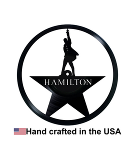Vinyl Record, Hamilton, Wall Art