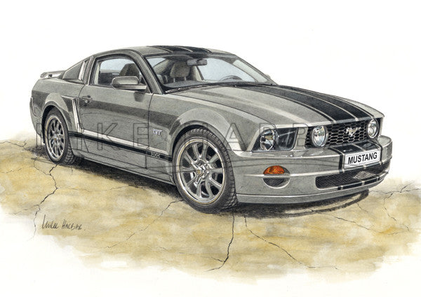 Ford Mustang 2006 GT