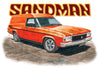 Holden Sandman HZ
