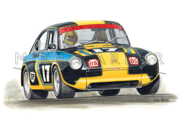 VW Fastback - Bryan Thomson