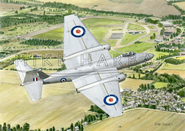 1952 English Electric Canberra