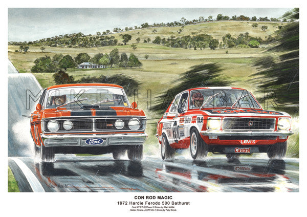 Bathurst 1972 - Con Rod Magic