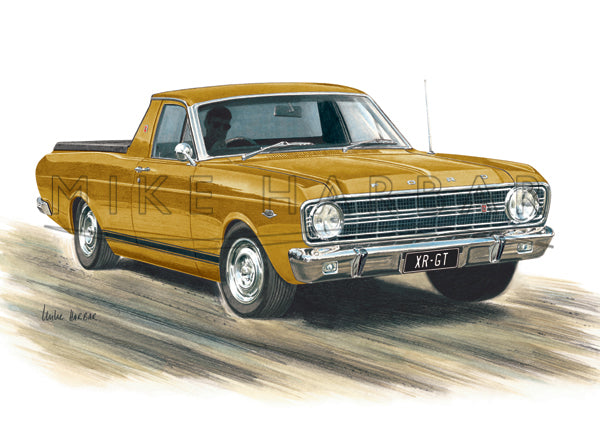Ford Falcon XR GT Ute