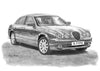 Jaguar S Type 2000 and R Type