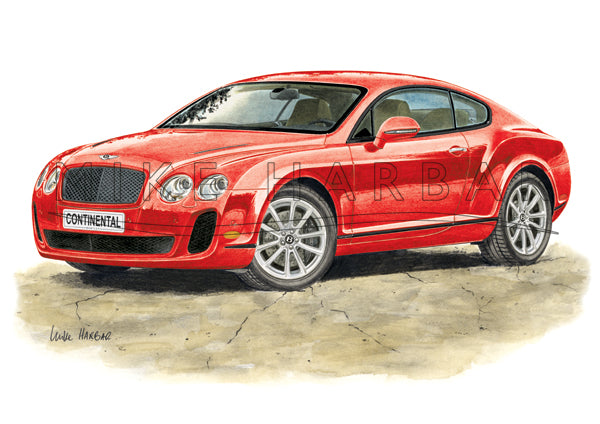 2010 Bentley GT Continental